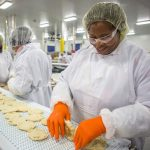Food processing a GLA regulated sector