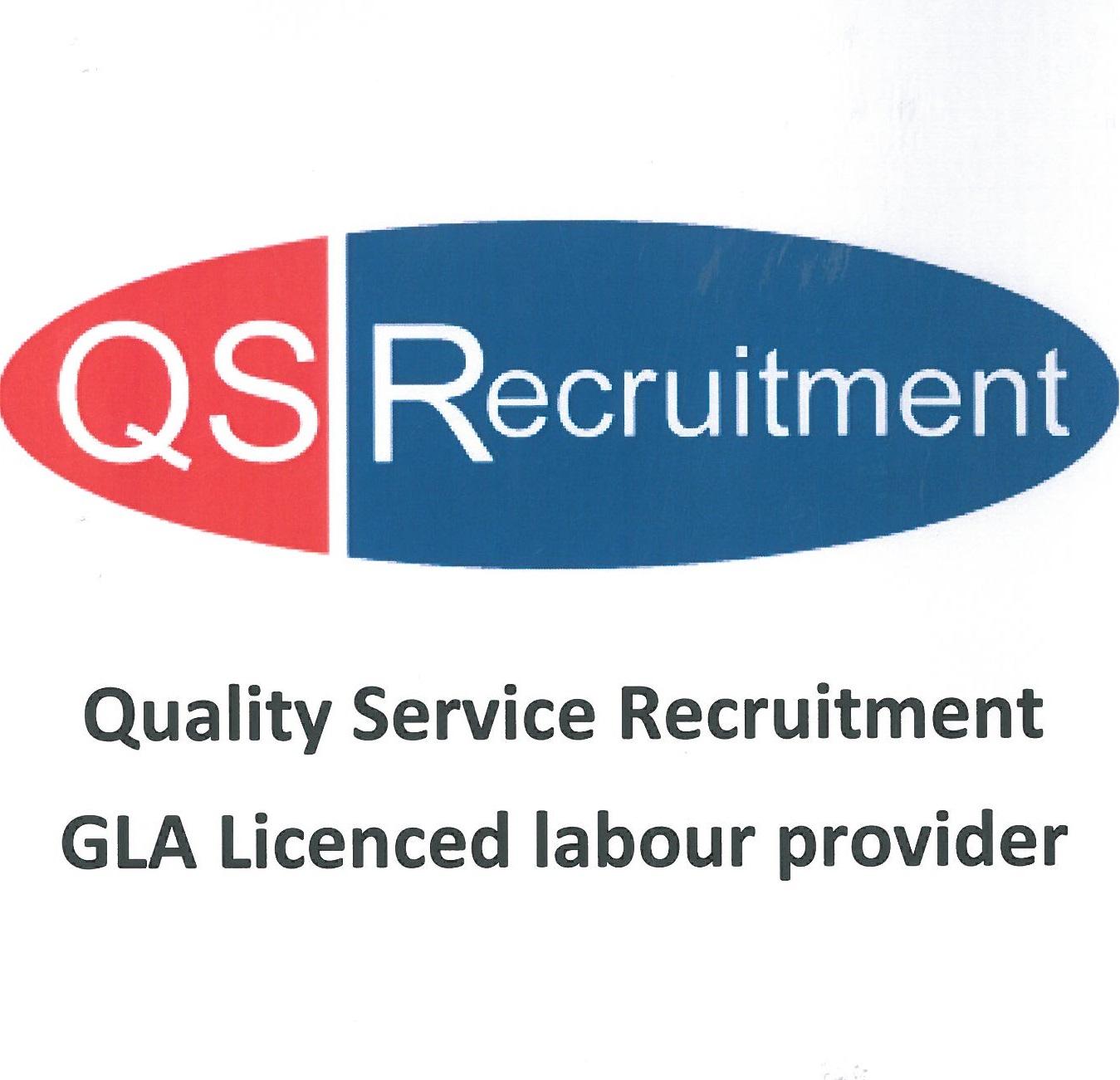 QS Recruitment GLA licenced labour provider