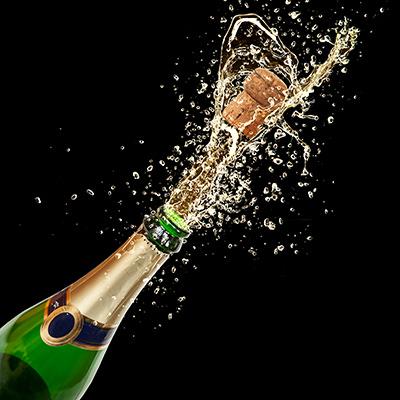 Champagne Winners